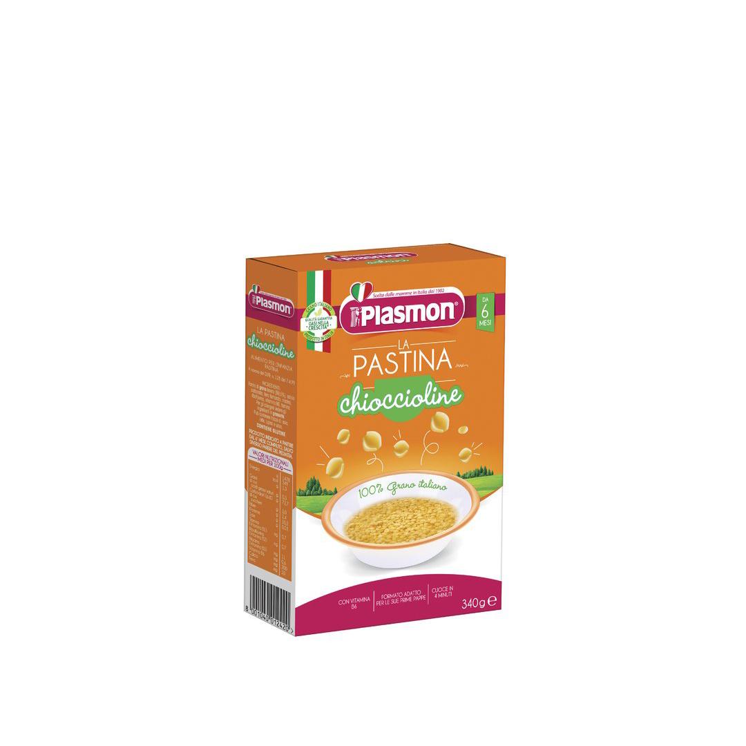 Plasmon Pastina le Chioccioline 340g