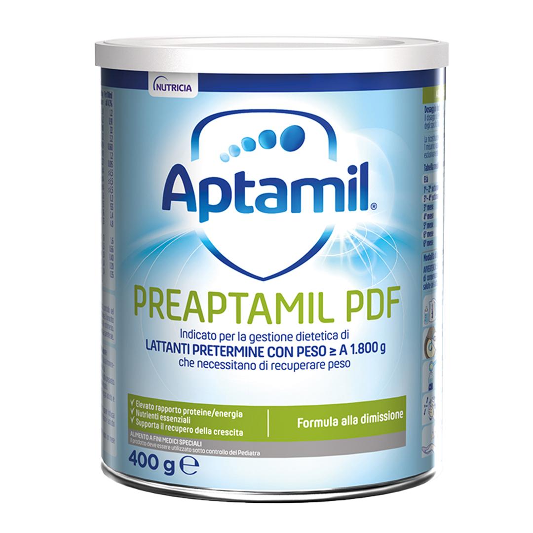 PreAptamil Latte in polvere PDF 400g