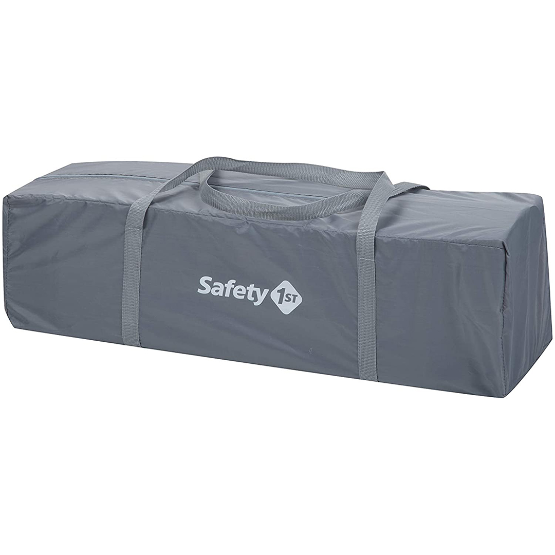 Safety 1st Soft Dreams Lettino da viaggio richiudibile Warm Gray Borsa