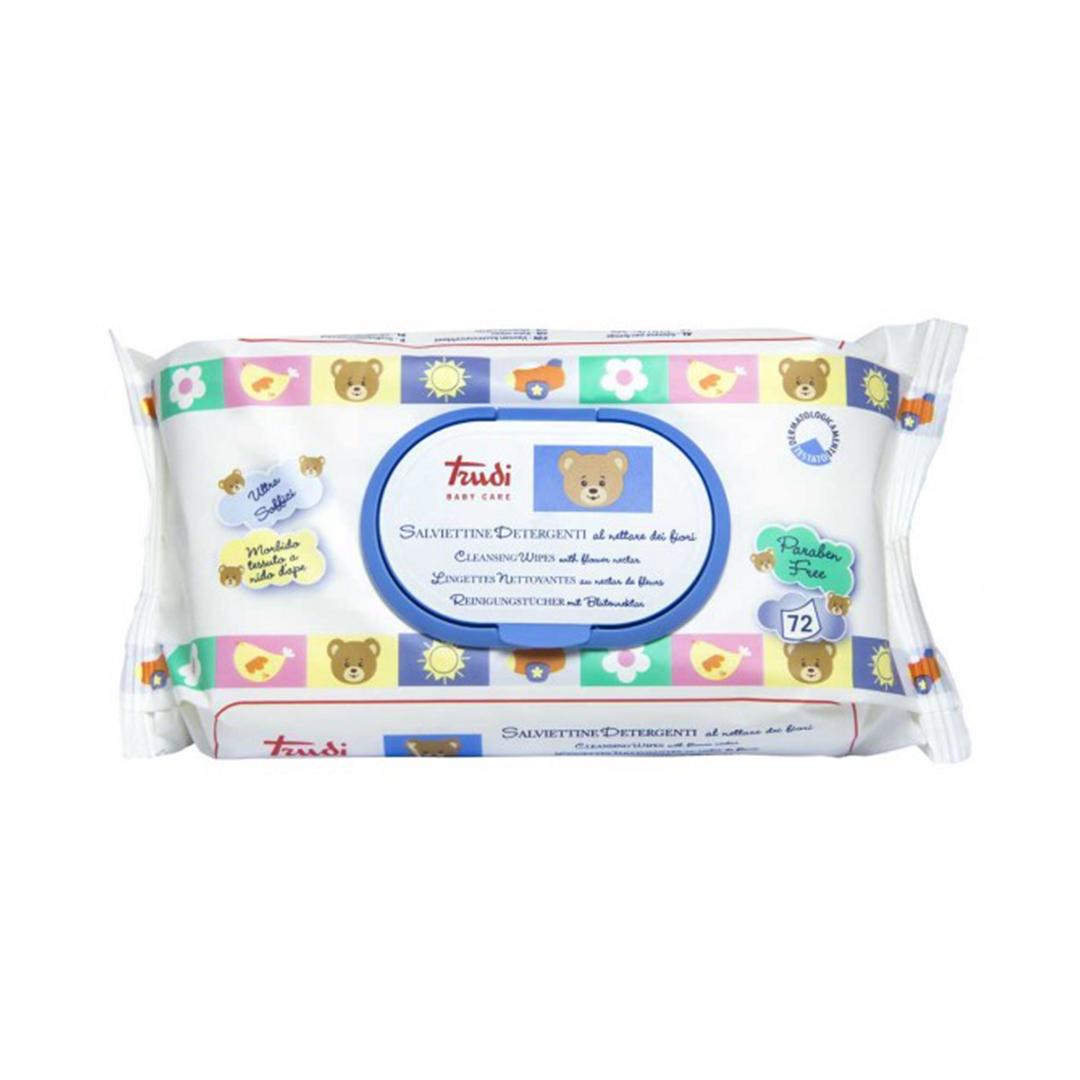Trudi Salviettine Detergenti 72pz