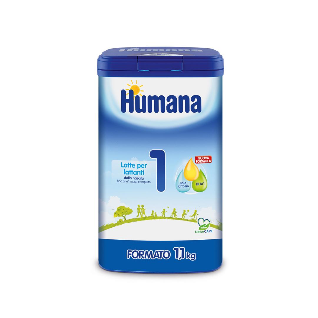 Humana 1 Probal 1100g Mp