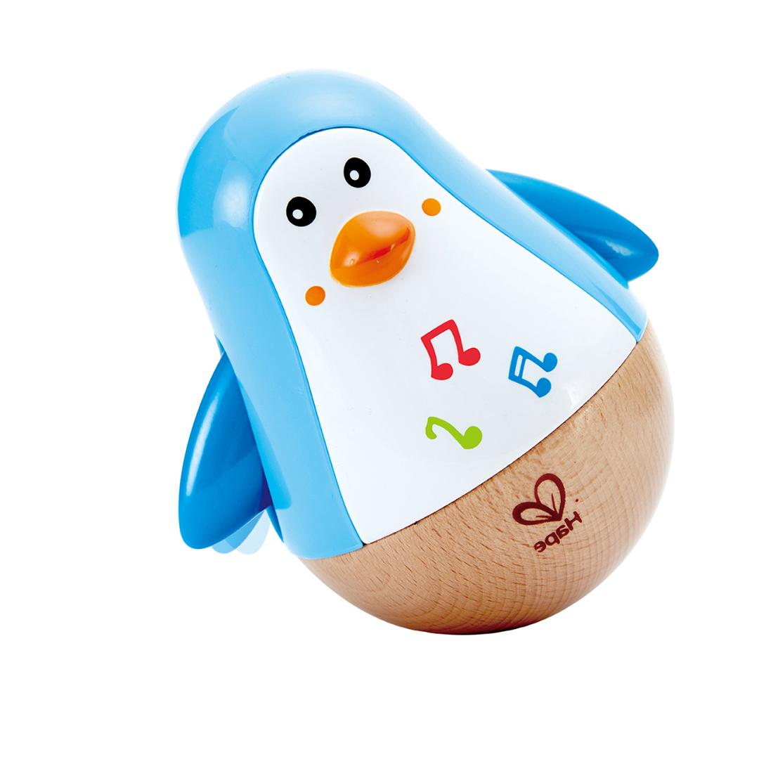 Hape Pinguino Giroscopio Musicale