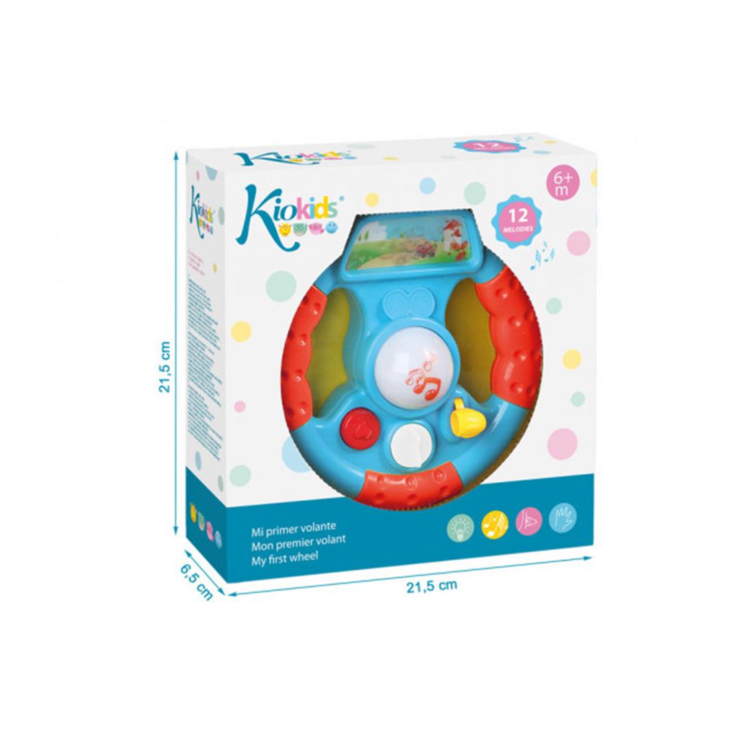 Kio Kids il mio primo volante