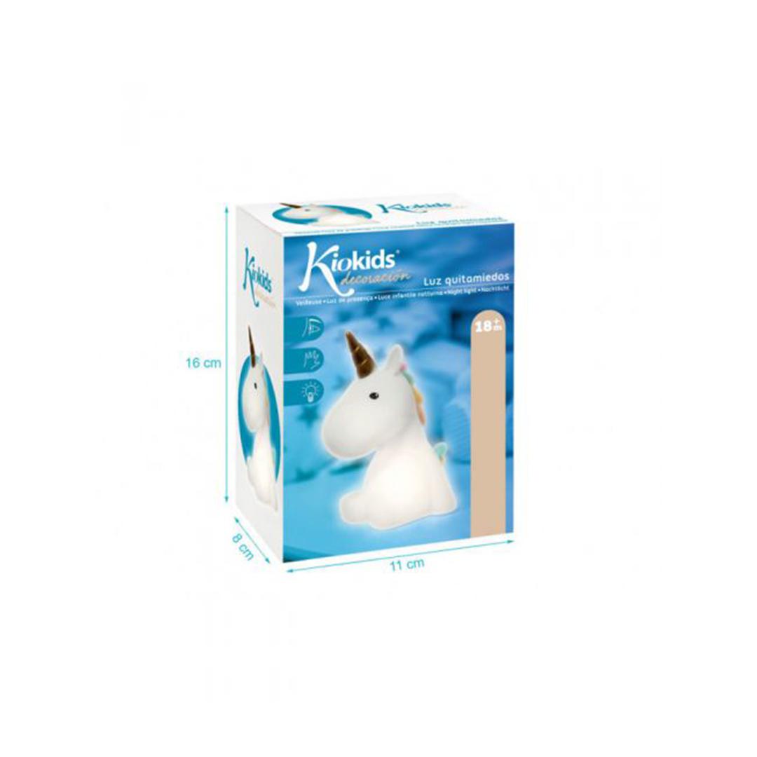 Kiokids Luce Notturna Unicorno scatola