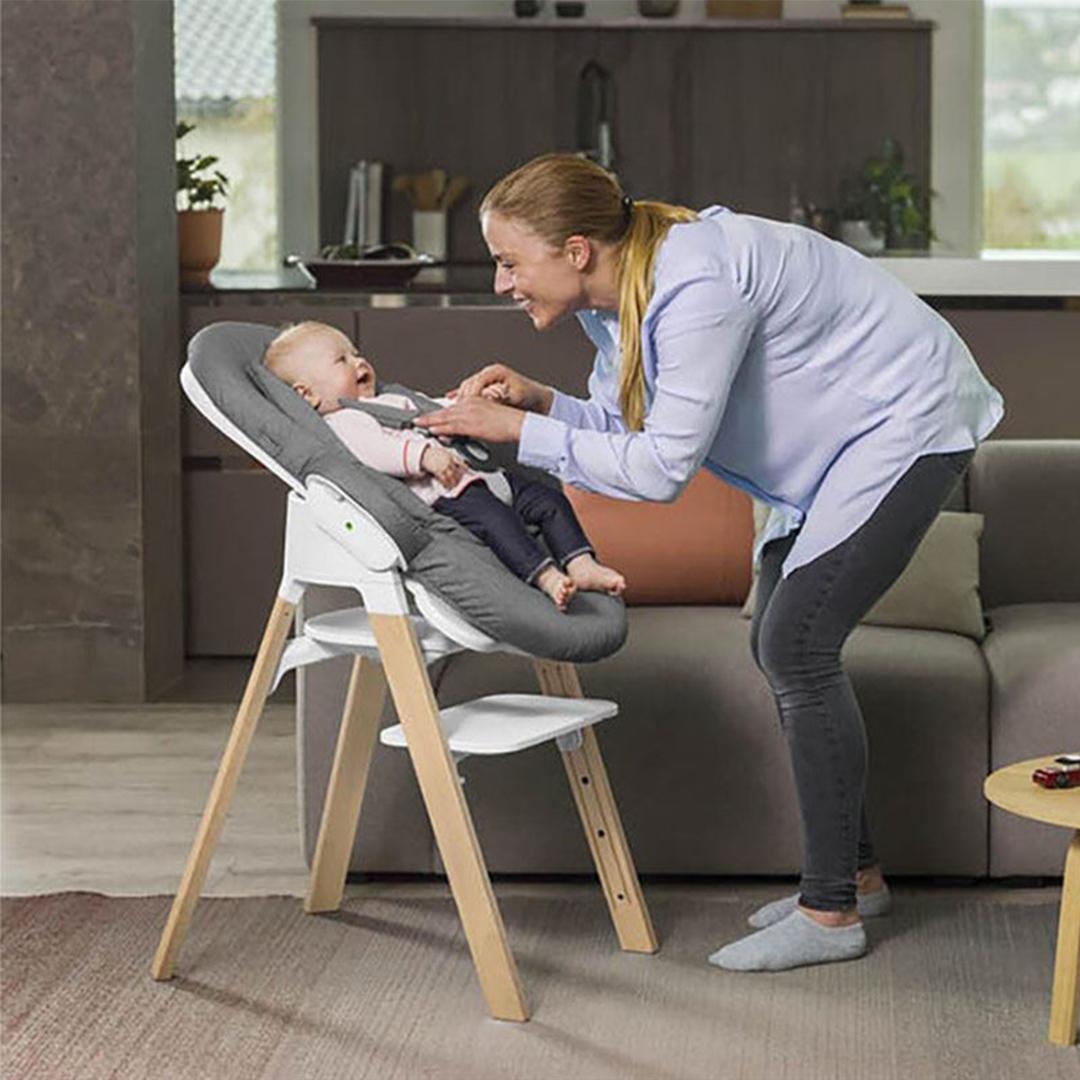 Stokke Steps Newborn Set Grey Mamma