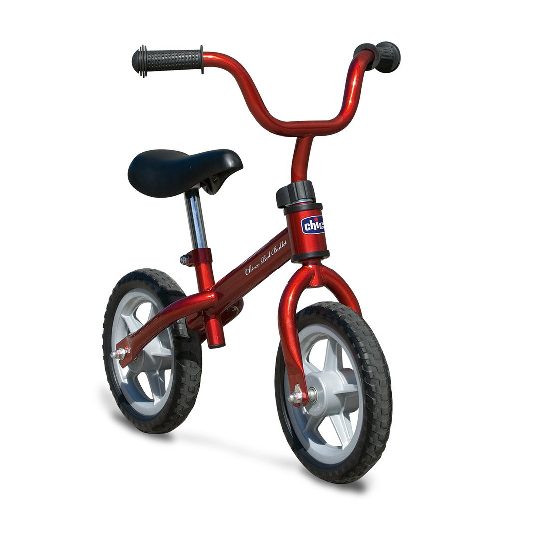 Chicco balance bike rossa