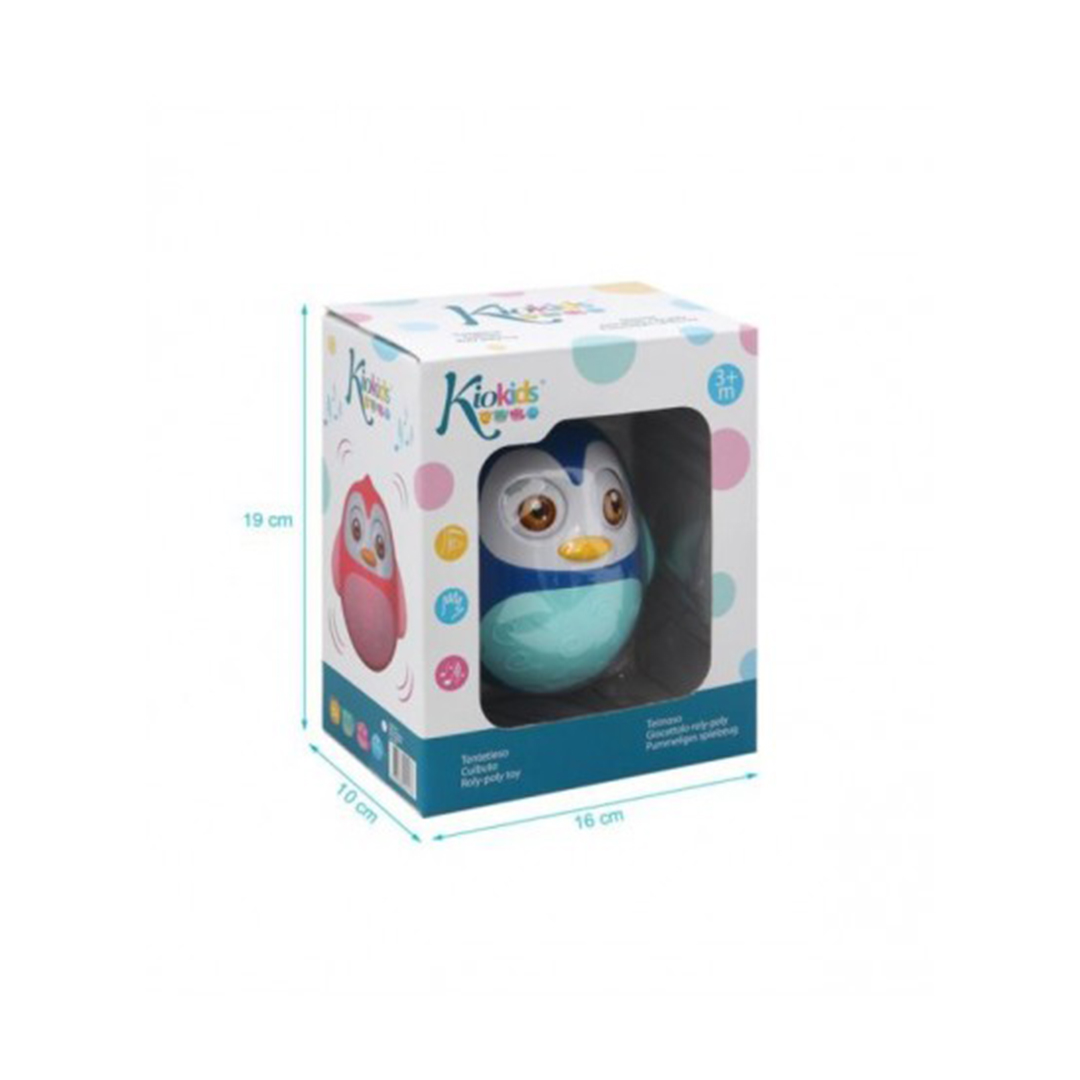 kiokids Uccellino Roly Poly scatola