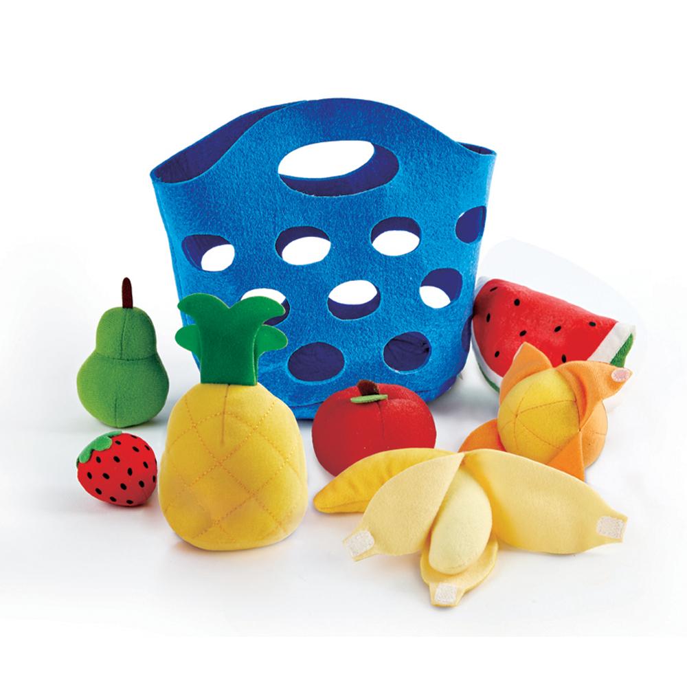 Hape Cesto di Frutta per Bambini