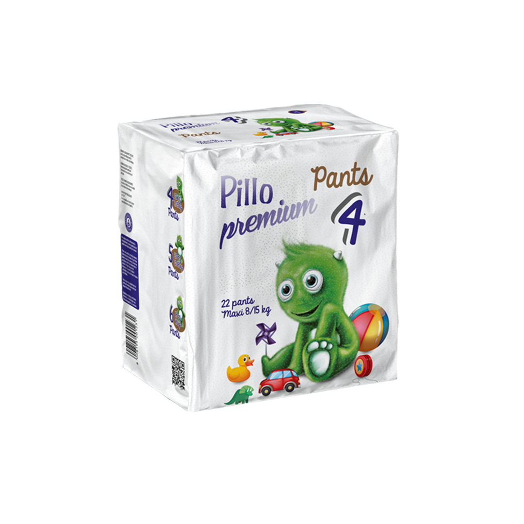 Pannolini Pillo Premium Pants 4