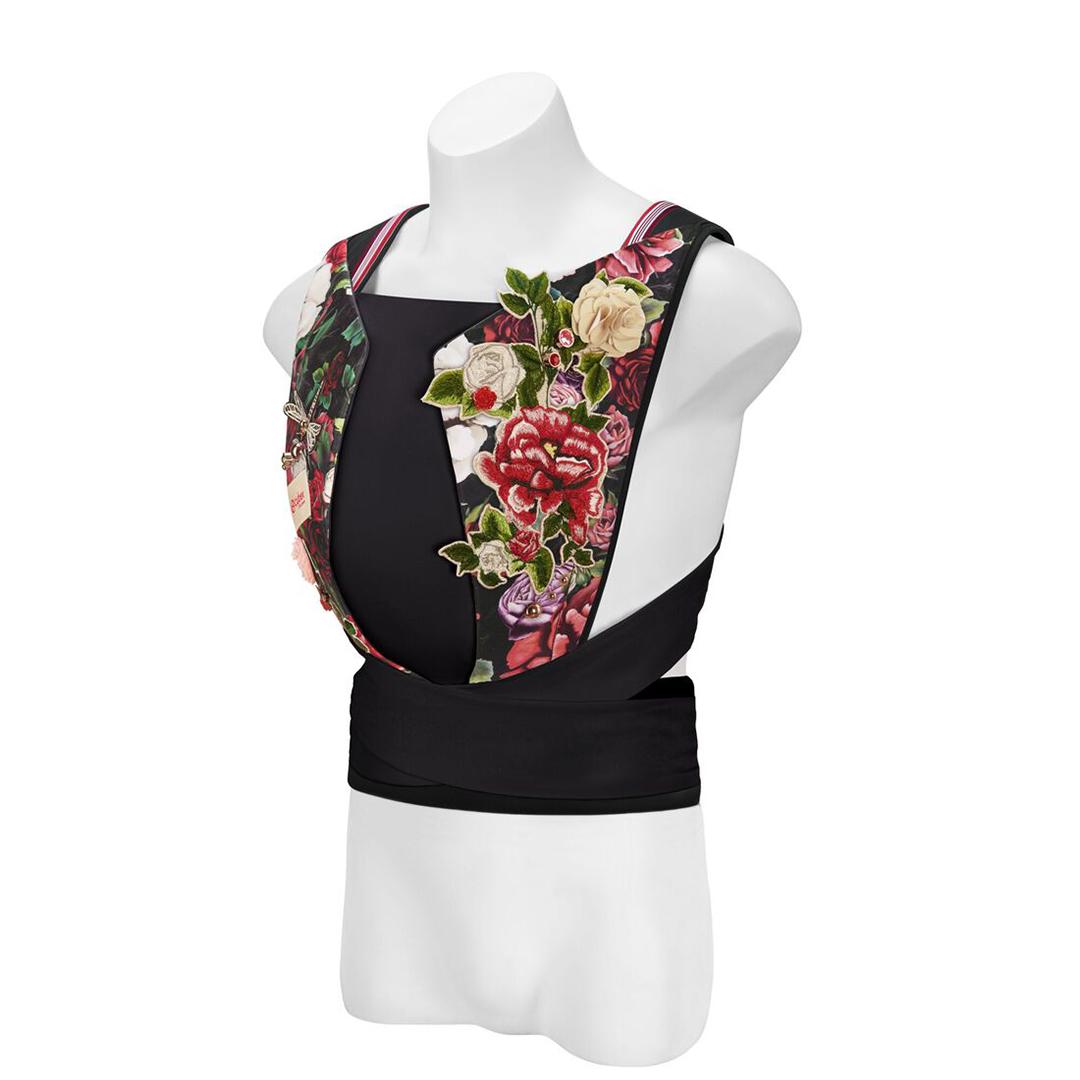 Cybex Fashion Yema Tie Visione Laterale Spring Blossom Dark